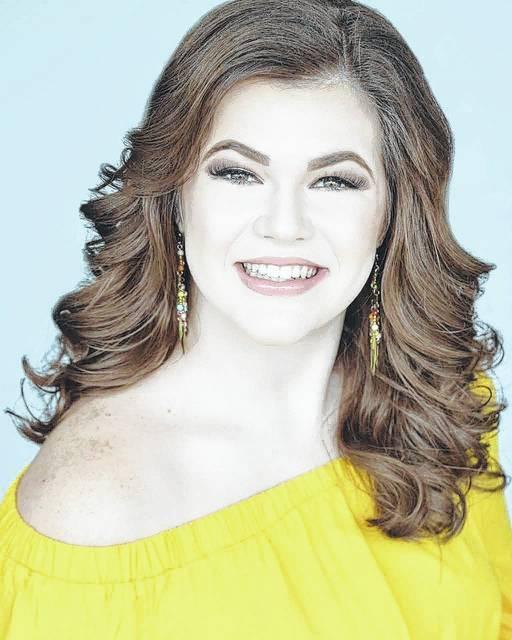 Jr Miss pageants teen